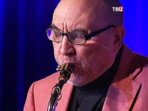 Саксофонист и композитор Алексей Козлов