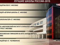 Лучшие школы России-2015