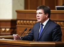 Вице-премьер Украины Геннадий Зубко