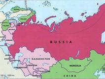Атлас мира с российским Крымом