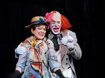 Татьяна Шмыга на своём юбилее в Театре оперетты