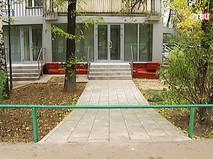 Недвижимость на первом этаже жилого дома
