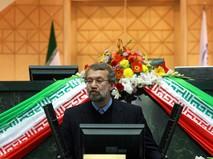 Спикер Исламского консультативного совета Ирана Али Лариджани