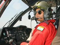 Женщина-пилот ВВС Индии