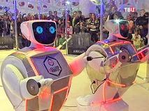 Битва роботов