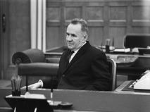 Председатель Совета министров СССР Алексей Косыгин