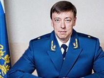 Заместитель прокурора Московской области Олег Манаков