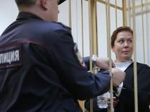 Директор Библиотеки украинской литературы в Москве Наталья Шарина