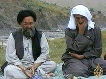 Айман аль-Завахири (слева)
