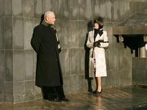 Борис Моисеев и Людмила Гурченко