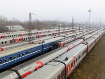 Поезда РЖД