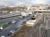 Звенигородский путепровод