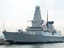 Британский эсминец Duncan