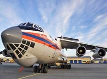 Спецборт МЧС Ил-76