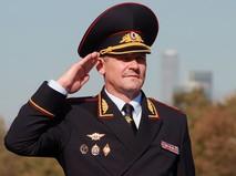 Начальник ГУ МВД России по Москве Анатолий Якунин