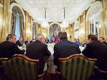 Переговоры экспертов по Сирии