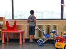 Мальчик в больнице