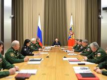 Cовещание по развитию Вооруженных сил