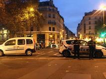 Теракт во Франции
