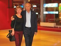 Владимир Этуш с супругой
