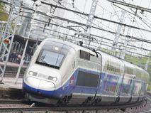 Скоростной поезд TGV