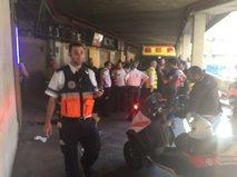 Атака на офис RT в Тель-Авиве