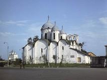 Монастырь в Пскове
