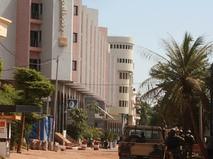 Захват заложников в Мали