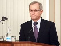 Министр топлива и энергетики Республики Крым Сергей Егоров