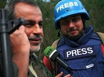 Корреспондент арабской редакции RT Саргон Хадая, попавший под обстрел в Сирии