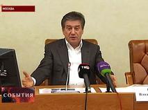 Руководитель Департамента труда и социальной защиты населения города Москвы Владимир Петросян