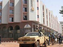 Гостиница Radisson в Мали, где 20 ноября произошел захват заложников