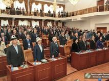 Депутаты парламента Чеченской республики