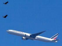 Самолёт Boeing 777 авиакомпании Air France