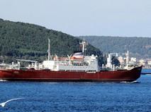 Корабль ВМФ России и турецкая подлодка