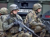 Военнослужащие армии Германии