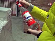 Поддельный алкоголь