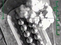Результаты авиаударов ВКС России по объектам хранения нефти