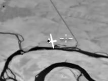 Беспилотник ВКС России в Сирии