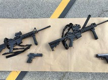 Оружие Калифорнийского стрелка