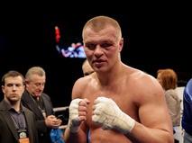 Украинский боксер Вячеслав Глазков