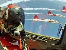 Пилоты ВВС Турции