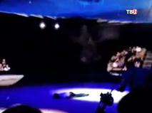 Падение гимнастки в Цирке Никулина на Цветном бульваре