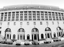 """Здание киностудии """"Мосфильм"""". 1974 год"""