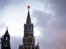 Спасская башня Кремля