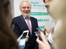Сергей Сторчак даёт интервью