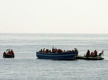 Спасение потерпевших кораблекрушение людей