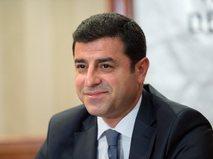 Cопредседатель Партии демократии народов Турции Салехаттин Демирташ