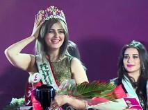 """""""Мисс Ирак"""" 2015, Шальма Абдельрахман"""