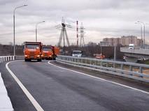 Развязка на пересечении МКАД с Рязанским проспектом
